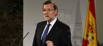 Rajoy felicita a Escocia por el 'no' y por haber optado por la estabi