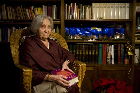 Teresa Rovira en una foto de archivo (2008)