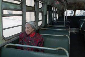 60 años del no de Rosa Parks