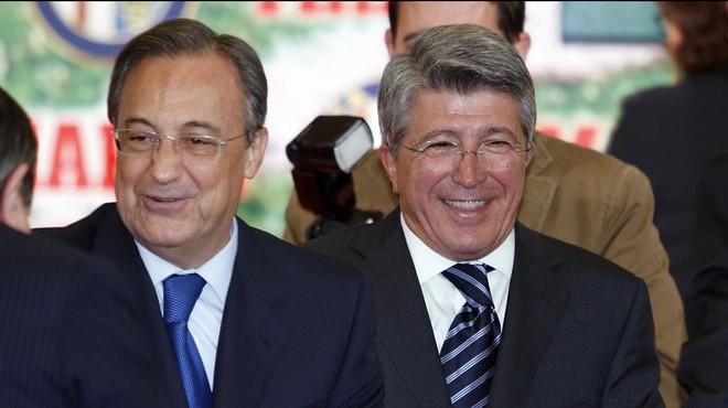 La FIFA concedeix la suspensió cautelar al Madrid i a l'Atlètic