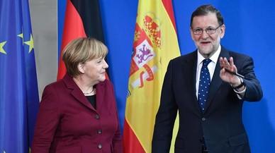 Rajoy, en el nucli dur de la UE