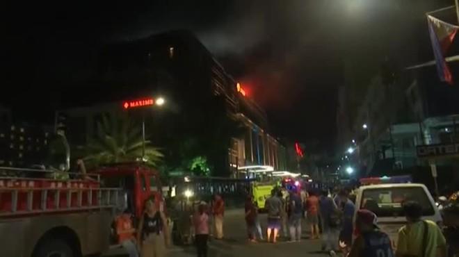 Atac en un casino de Manila deixa 34 morts i més de 50 ferits