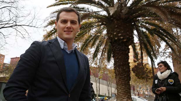 Entrevista al president de Ciutadans, Albert Rivera
