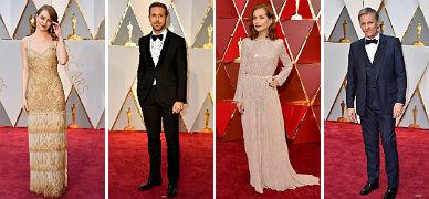 Alfombra roja de los Oscar: los mejores y peores vestidos de la gala