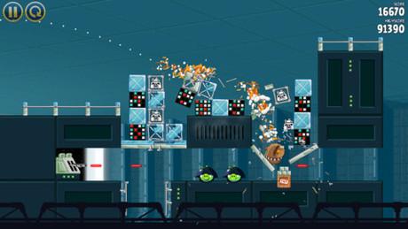 Rovio lanza el juego 'Angry Birds Star Wars' para iPhone, Android y PC