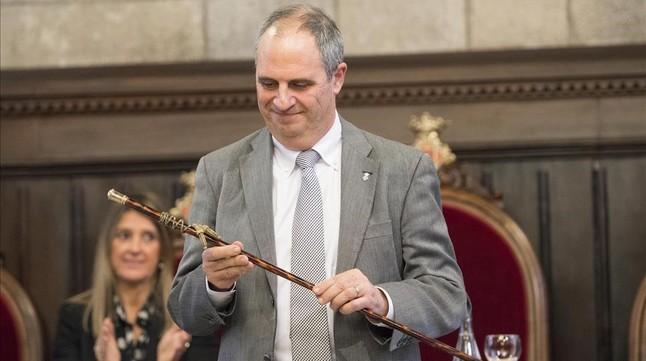 Ciutadans rompe el pacto con el alcalde de Girona