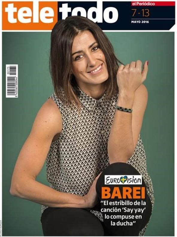Barei, preparada para Eurovisi�n
