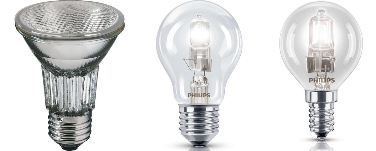 Las bombillas hal genas dejan de venderse desde este jueves - Focos halogenos led ...