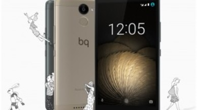 El 'smartphone' BQ Aquaris U Lite llegará al mercado a final de año.