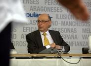 Ciutadans no aconsegueix que Montoro es comprometi a abaixar l'IRPF