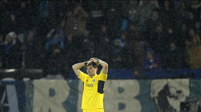 """""""Casillas ens ha costat partits, la Lliga i l'eliminació de la Champions"""""""