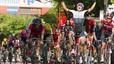 La Vuelta arriba a Lleida a l'esprint i sense Froome