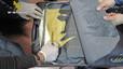 Intervenidos cinco kilos de 'cristal' a un pasajero en el aeropuerto