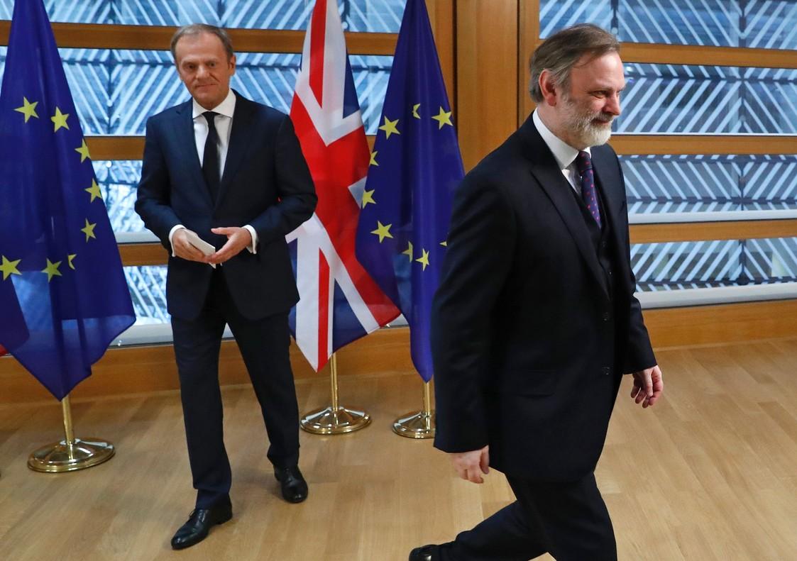El Reino Unido y la UE dan inicio al brexit': sin marcha atrás y a las malas