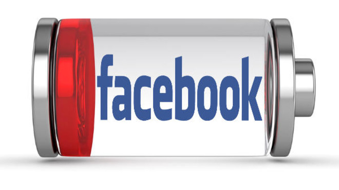 Com recuperar el 20% de bateria que Facebook gasta al mòbil