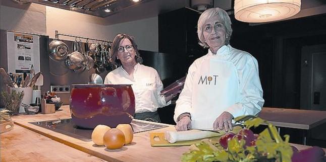 Cursos de cocina en los 10 distritos de barcelona for Utensilios de cocina df centro
