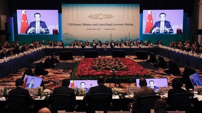 El G20 usar� todas las armas para estimular el crecimiento