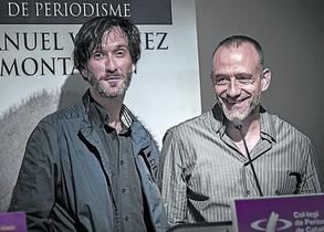 García Vilanova i Marginedas, al juny, en una entrega de premis.