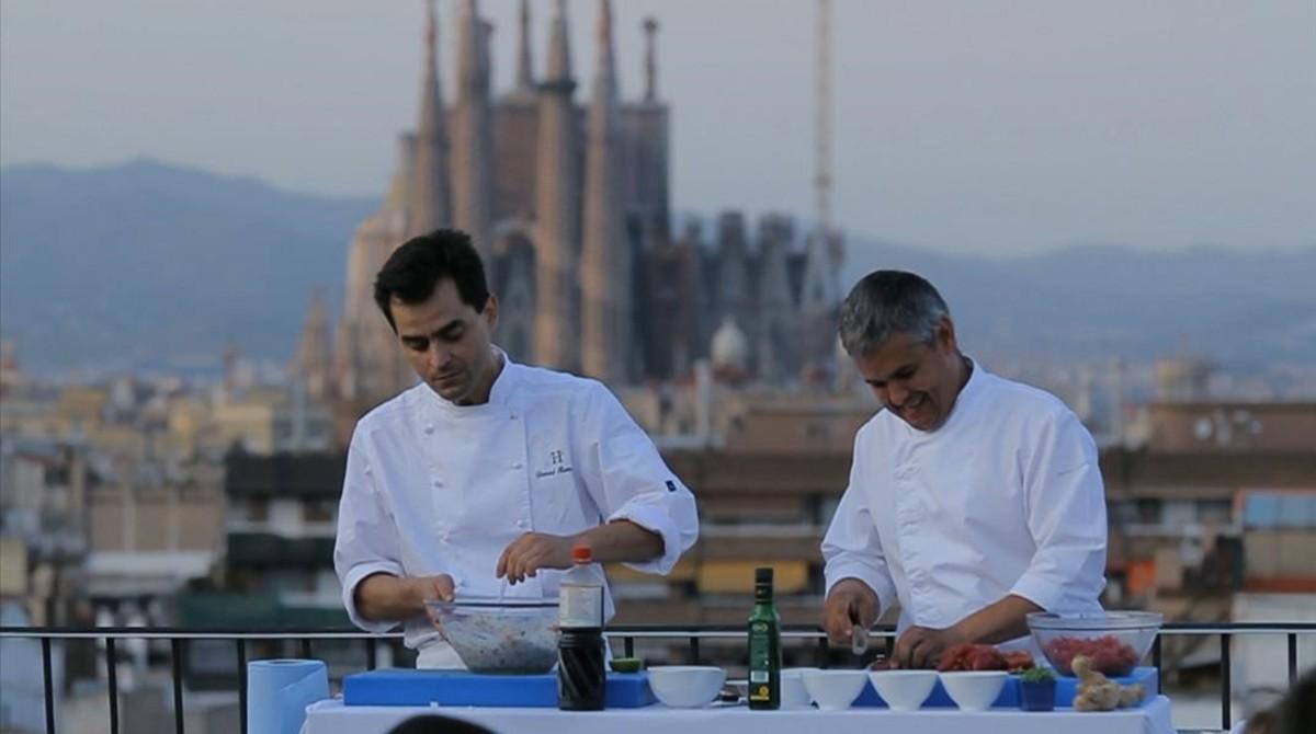 Planes para la semana de las terrazas de los hoteles de - Terrazas hoteles barcelona ...