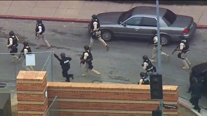 Un tiroteig en una universitat de Los Angeles deixa almenys dos morts