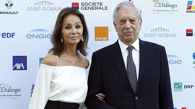 Isabel Preysler se confiesa sobre su relaci�n con Mario Vargas Llosa.