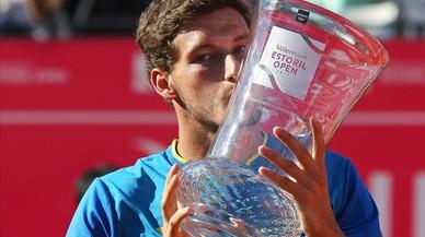Carreño suma a Estoril el tercer títol de la seva carrera