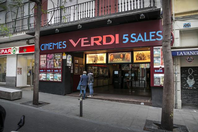 Los cines verdi en peligro de cierre por problemas for Cines verdi cartelera