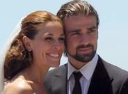 Mario Biondo, el d�a de su boda con Raquel S�nchez Silva, el 22 de junio del 2012.