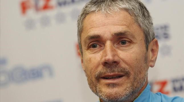 Mart�n Fiz quiere ganar los 6 grandes maratones en mayores de 50 a�os
