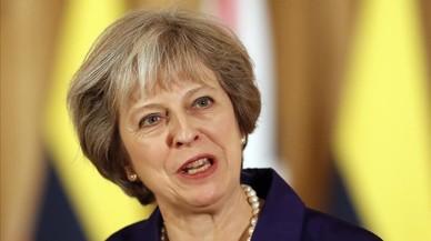May assegura a Juncker i Merkel que guanyarà el recurs al Suprem sobre el 'brexit'