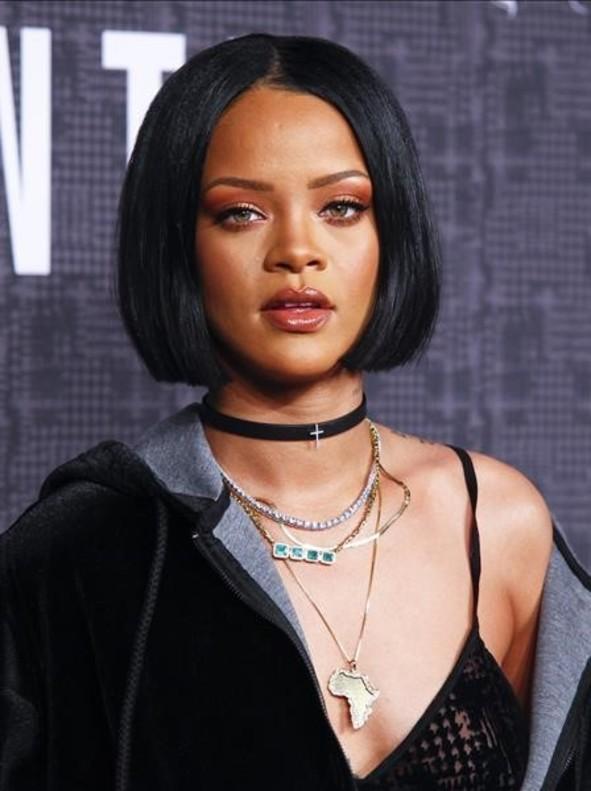 Rihanna, a la dutxa de 'Psicosi'