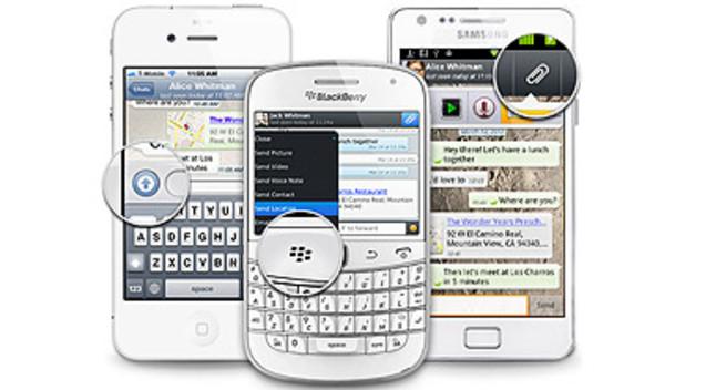 Una aplicación antidivorcios para WhatsApp
