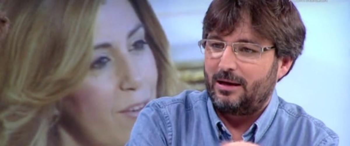 Jordi Évole carrega contra l''esquerranisme' de Susana Díaz
