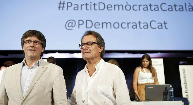 Puigdemont veu la política catalana cada vegada més desconnectada de l'espanyola