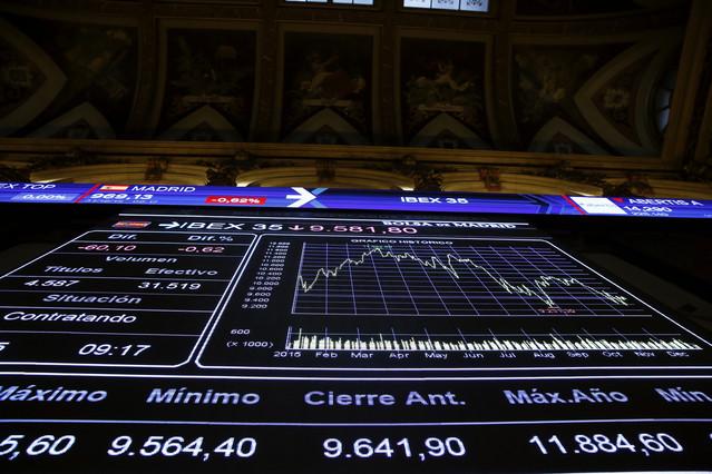 La volatilidad y el riesgo definen las expectativas burs�tiles del 2016