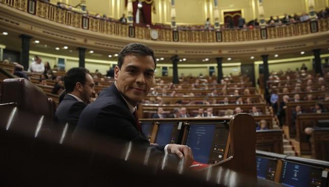 Debate de investidura de Pedro S�nchez: la segunda votaci�n, en directo