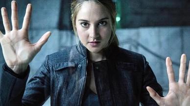 La actriz Shailene Woodleyl, protagonista de la adaptaci�n cinematogr�fica de 'Divergente'.