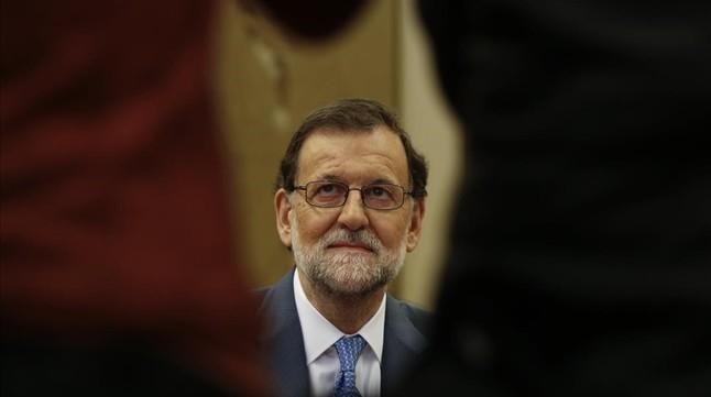 Rajoy será declarado persona 'non grata' en Pontevedra, la ciudad donde fue concejal