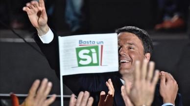 La reválida de Renzi, 'el desguazador'