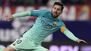 ¿Vosaltres no us guardaríeu Messi per a la final?