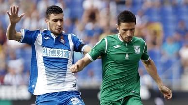 L'Espanyol s'encalla a casa contra un Leganés eficient