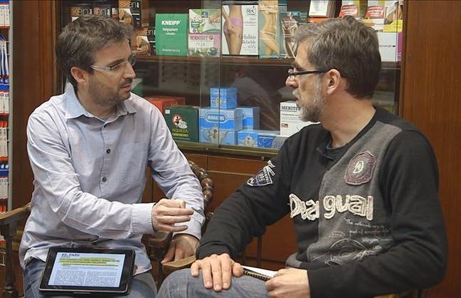 Jordi Évole analiza la industria farmacéutica