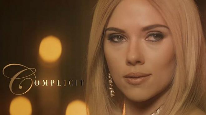 Scarlett Johansson parodia Ivanka Trump en un fals anunci de perfum