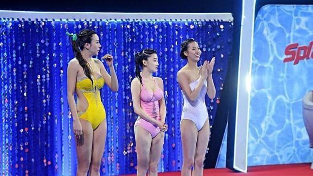 Muere el ayudante de un concursante en el 'Splash!' chino