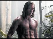 El sueco Alexander Skarsgard, en un fotograma de 'La leyenda de Tarz�n'