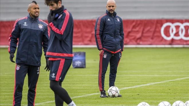 L'Atlètic persegueix el seu somni i desafia el totpoderós Bayern de Guardiola