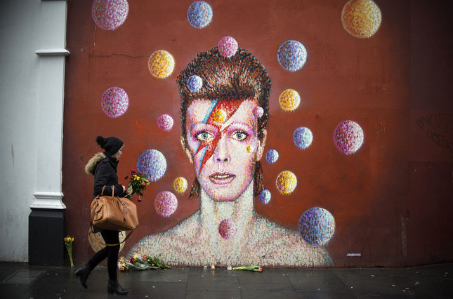 Muere David Bowie, el visionario pop