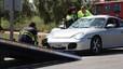 Muere uno de los ciclistas atropellados en la N-340 por un conductor drogado