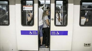 Comprueba las restricciones en la L-1 y la L-3 del metro de Barcelona