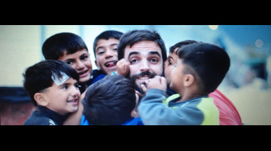 Profesionales del Sant Joan de Déu viajan a Grecia para apoyar a los refugiados